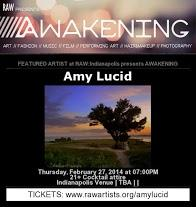 Amy Lucid Photography in RAW Artist Awakening Exhibit