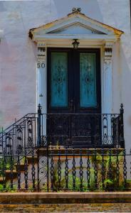 Charleston Door Published In Charleston Magazine